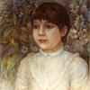portrait of Charlotte Sefvestad