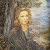 portrait of Anna Polsterer