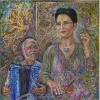 Portrait of Jean-Claude and Annie Leiggener