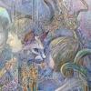 April Cats (detail2)