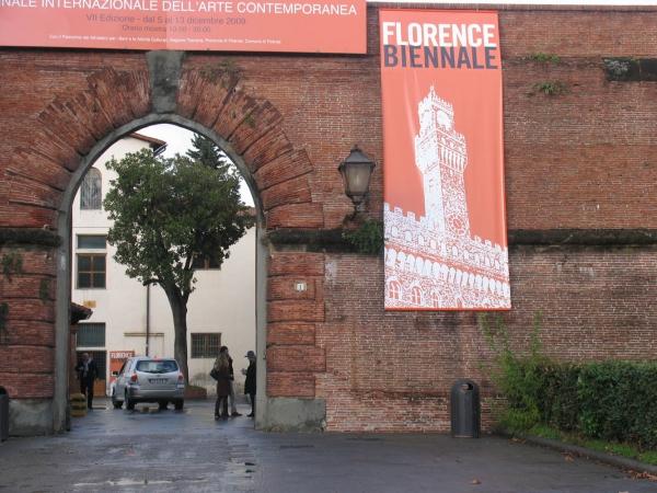 Entrance to Fortezza da Basso