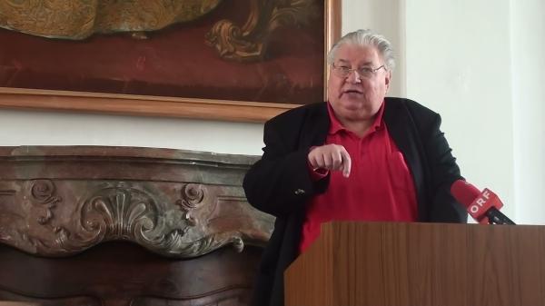 Professor Gerhard Habarta